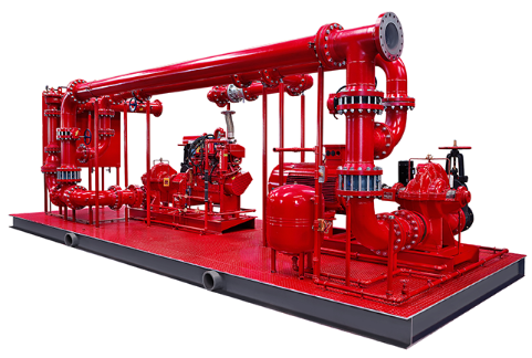 Pre-Pac Pre-Packaged Fire Pump Systems